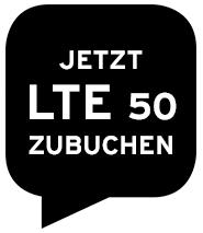 Jetzt LTE 50 zubuchen