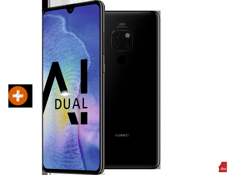 Allnet Flat mit Huawei Mate20 bestellen und Ersparnis sichern!