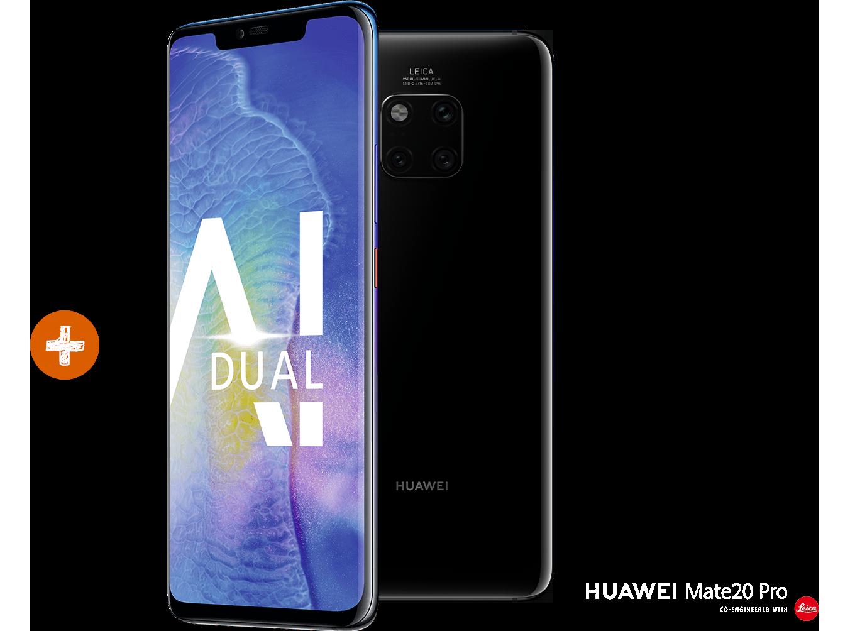 Allnet Flat mit Huawei Mate20 Pro bestellen und Ersparnis sichern!