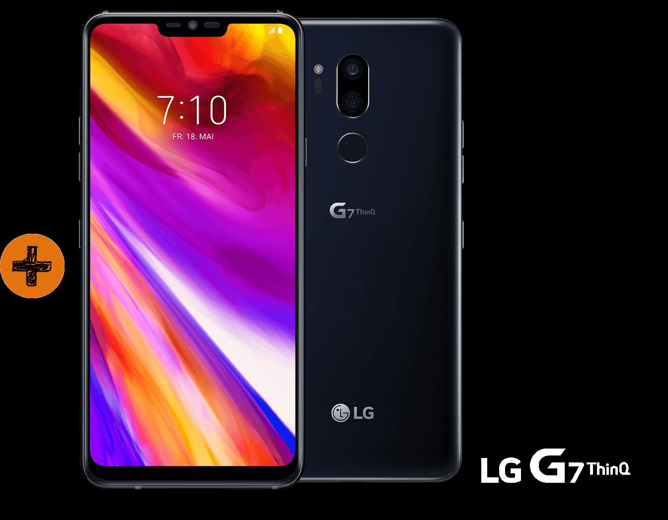 Allnet Flat mit LG G7 ThinQ bestellen und Ersparnis sichern!