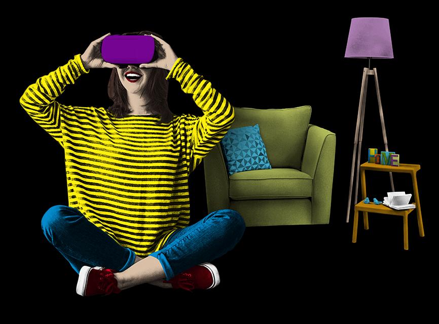 360 Grad + Virtual Reality