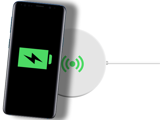 Wireless Charging - Handy laden ohne Kabel | congstar