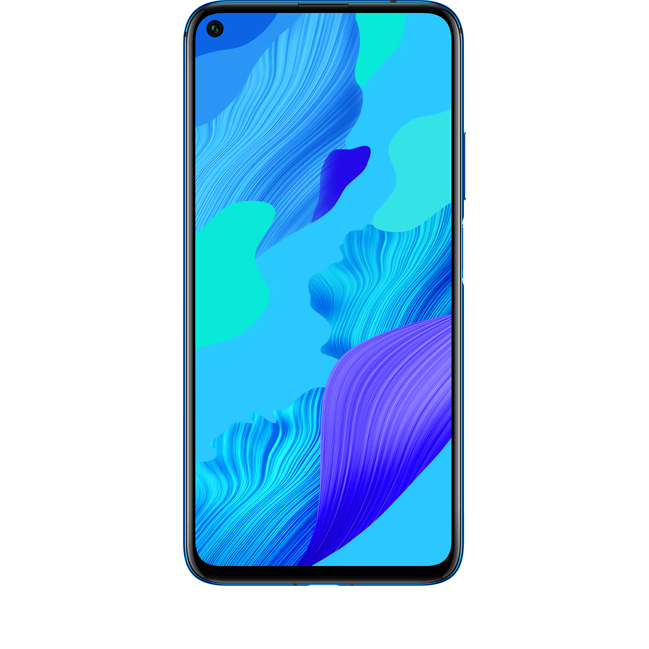 Günstig Kaufen beim Preisvergleich-Huawei nova 5T 128 GB blau mit Allnet Flat L