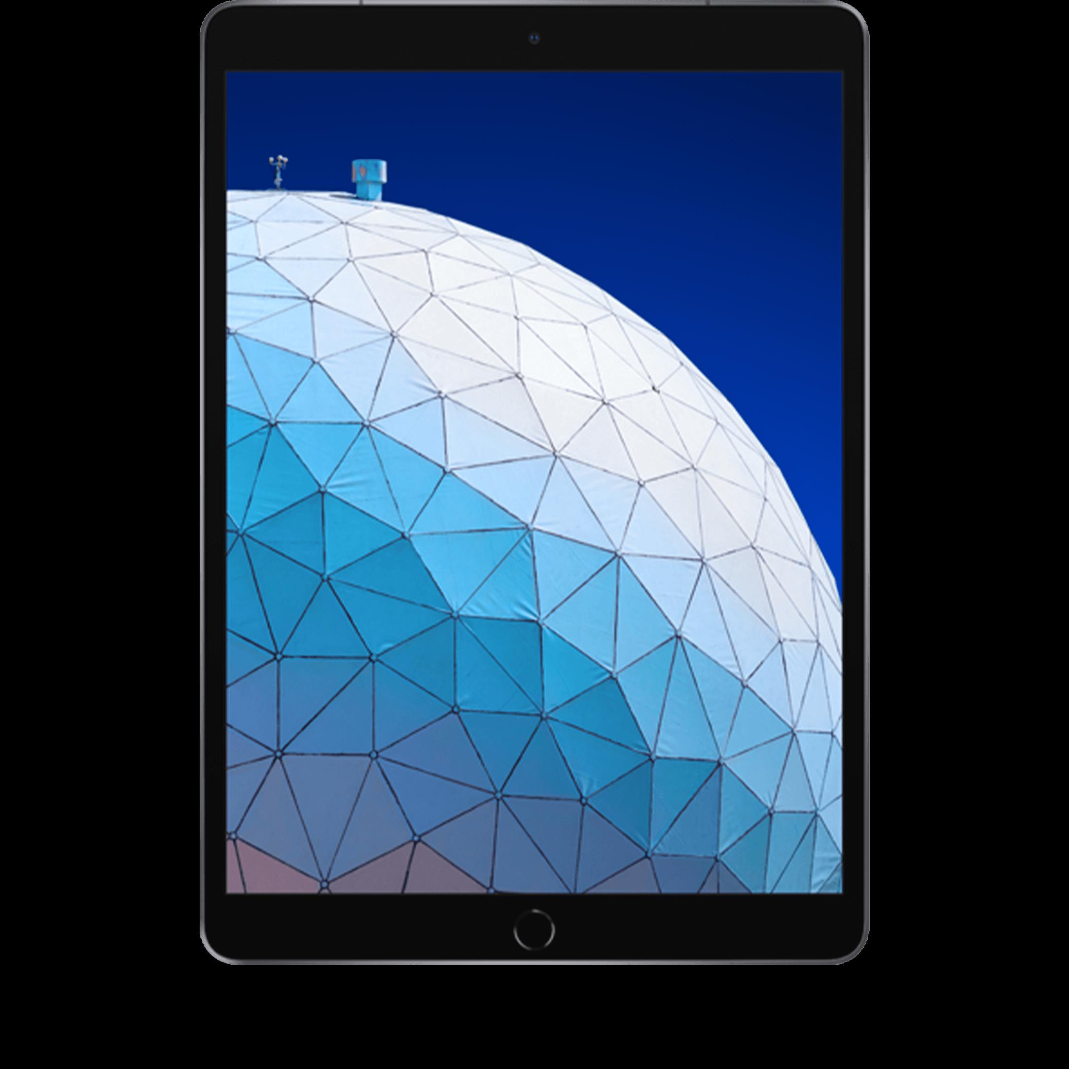 Günstig Kaufen beim Preisvergleich-Apple iPad Air WiFi + Cellular 64 GB spacegrau mit Allnet Flat