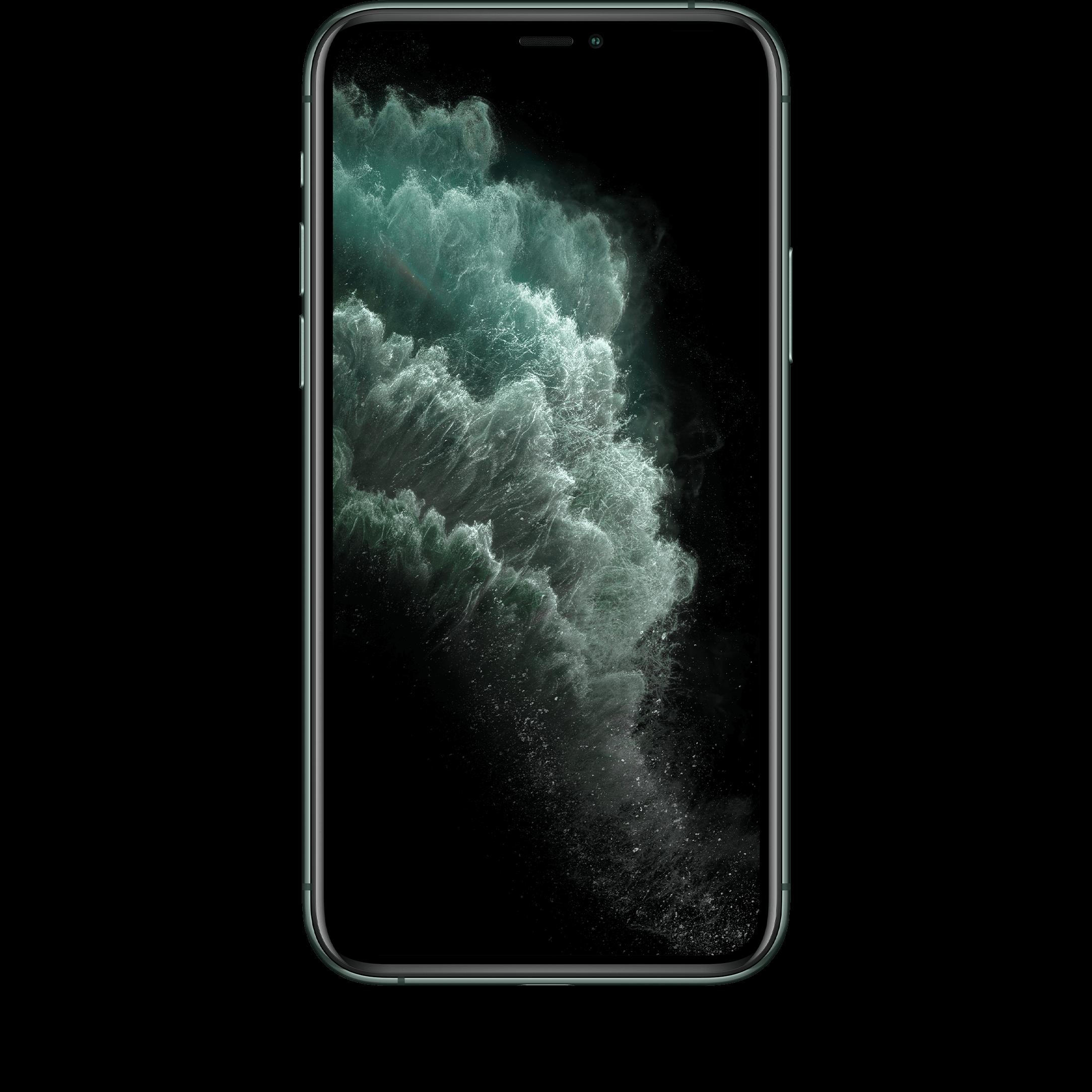 Günstig Kaufen beim Preisvergleich-Apple iPhone 11 Pro 256 GB nachtgrün mit Allnet Flat Plus Flex