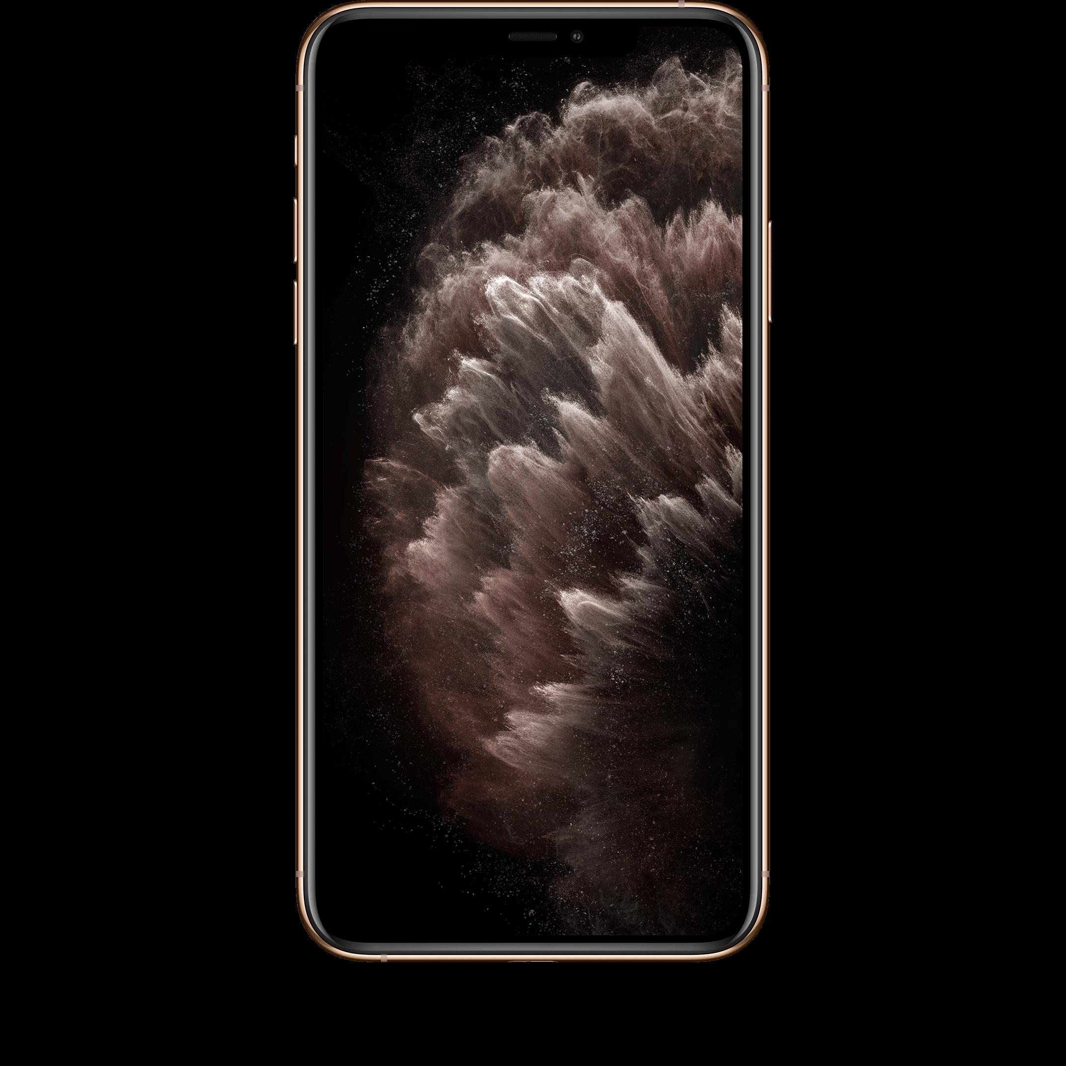 Günstig Kaufen beim Preisvergleich-Apple iPhone 11 Pro Max 64 GB gold mit Allnet Flat L