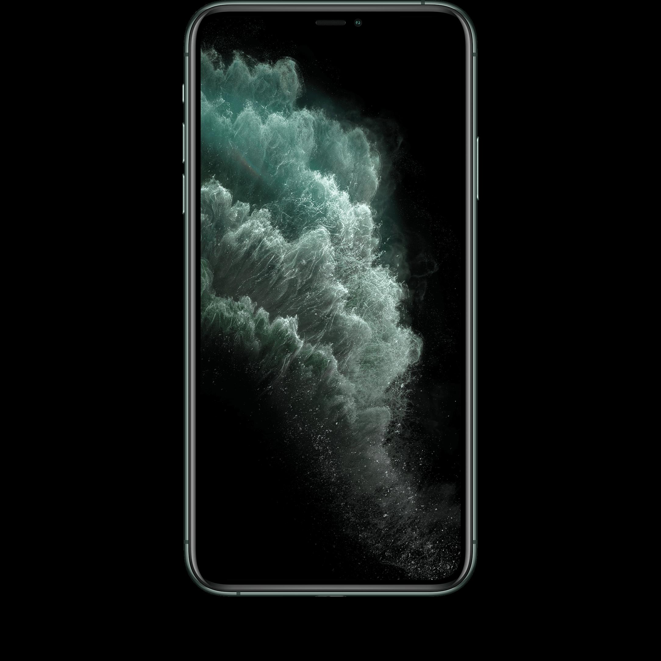 Günstig Kaufen beim Preisvergleich-Apple iPhone 11 Pro Max 64 GB nachtgrün mit Allnet Flat L