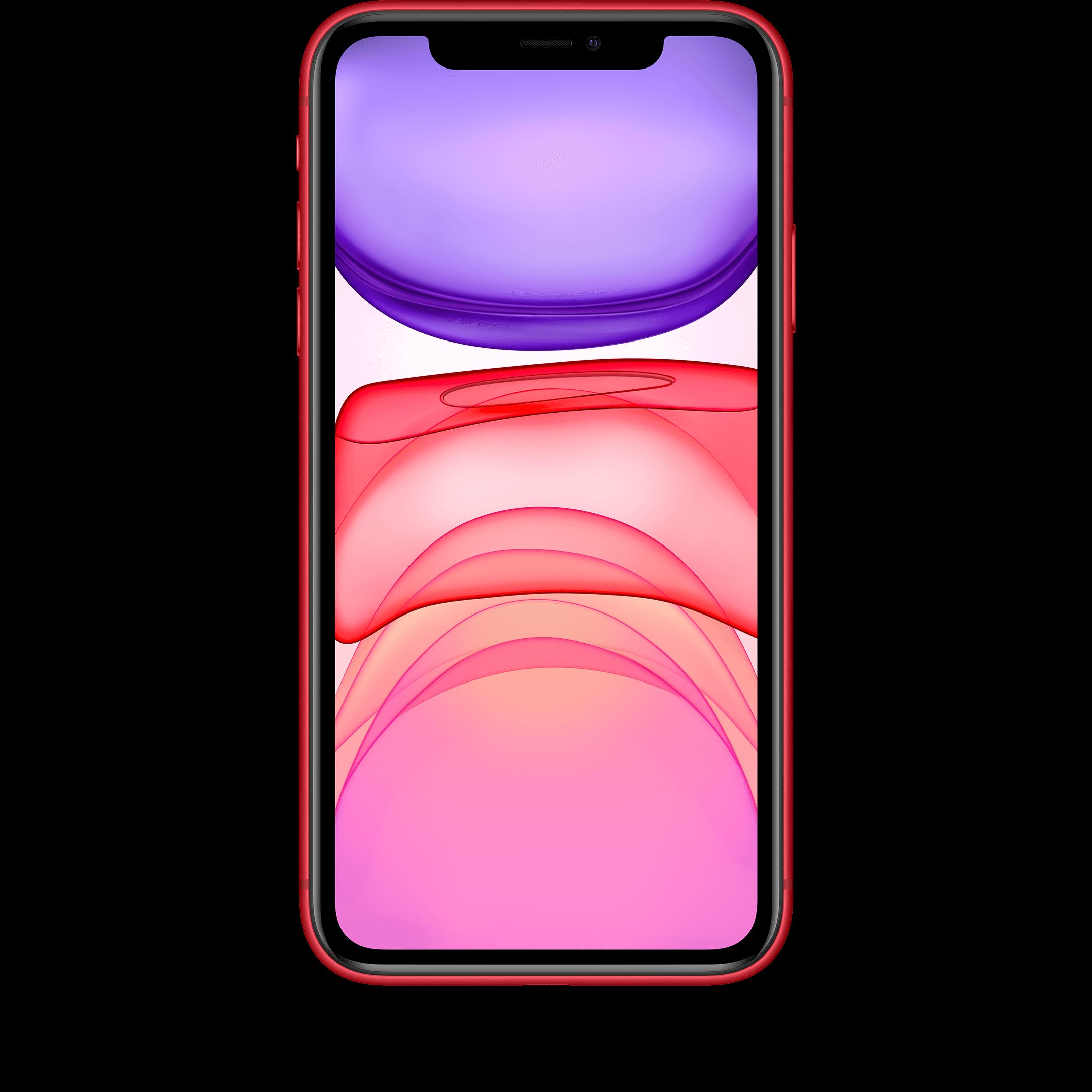 Günstig Kaufen beim Preisvergleich-Apple iPhone 11 256 GB rot mit Allnet Flat Flex.