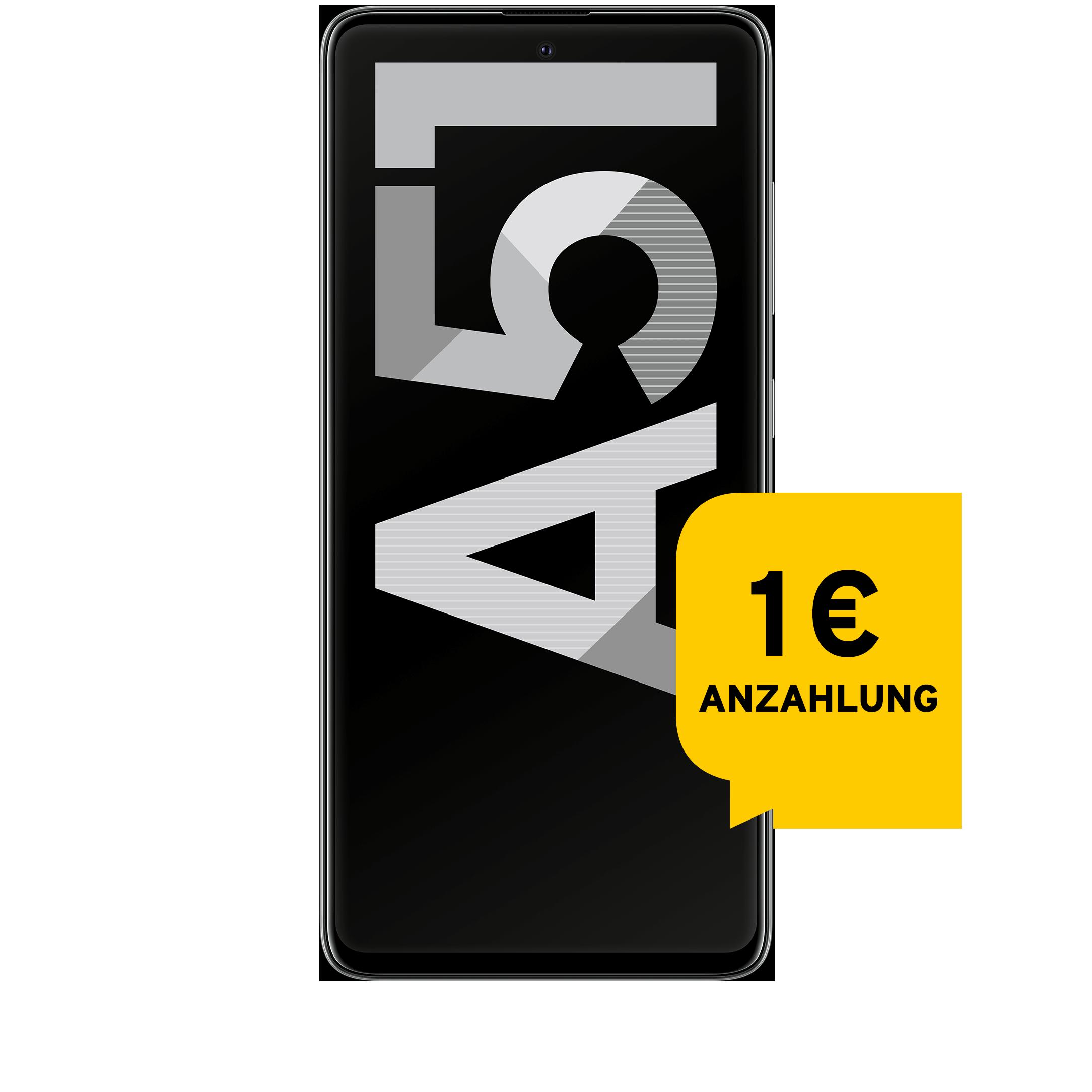 Günstig Kaufen beim Preisvergleich-Samsung Galaxy A51 128 GB prism crush white Aktion mit Allnet Flat L