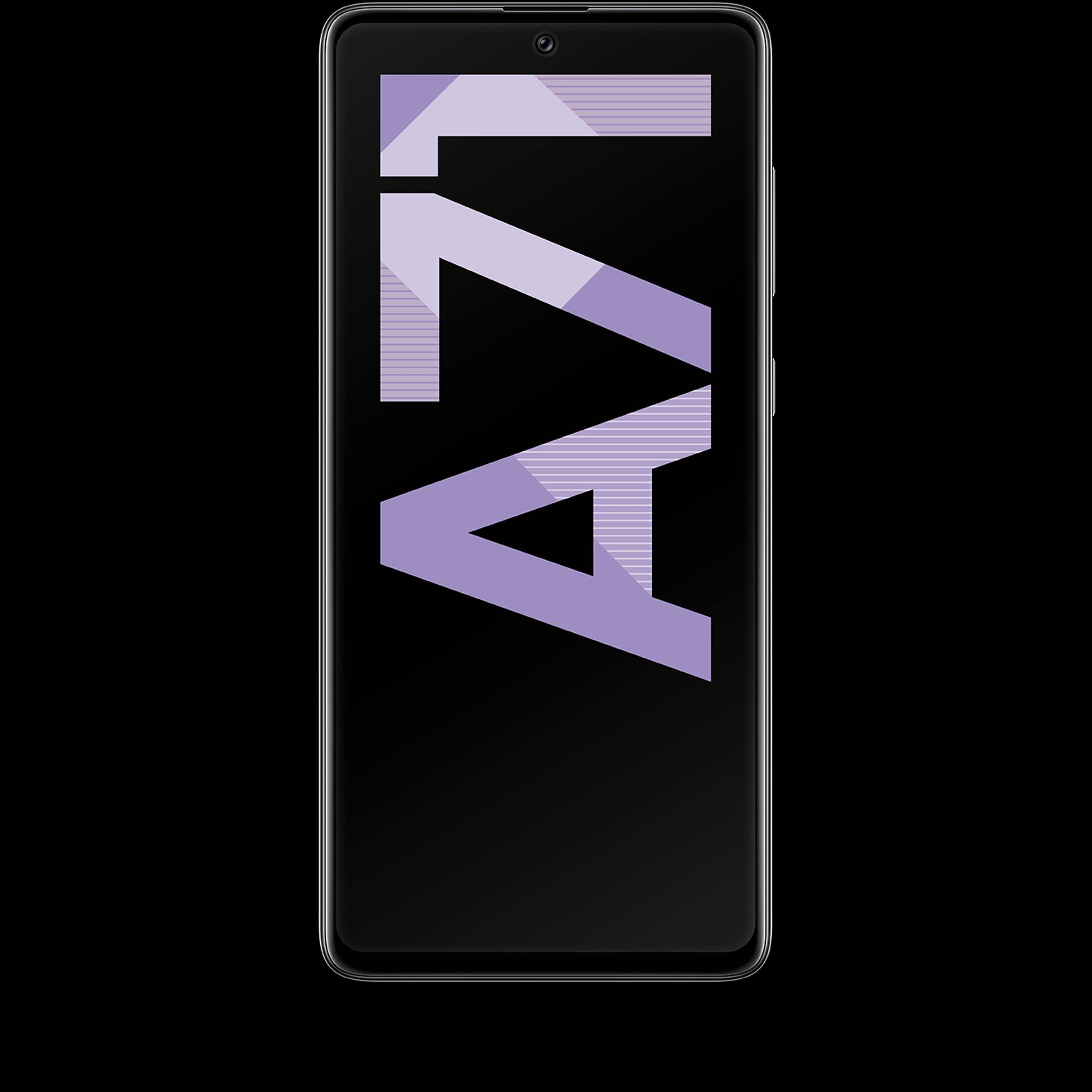Günstig Kaufen beim Preisvergleich-Samsung Galaxy A71 128 GB prism crush black mit Allnet Flat L