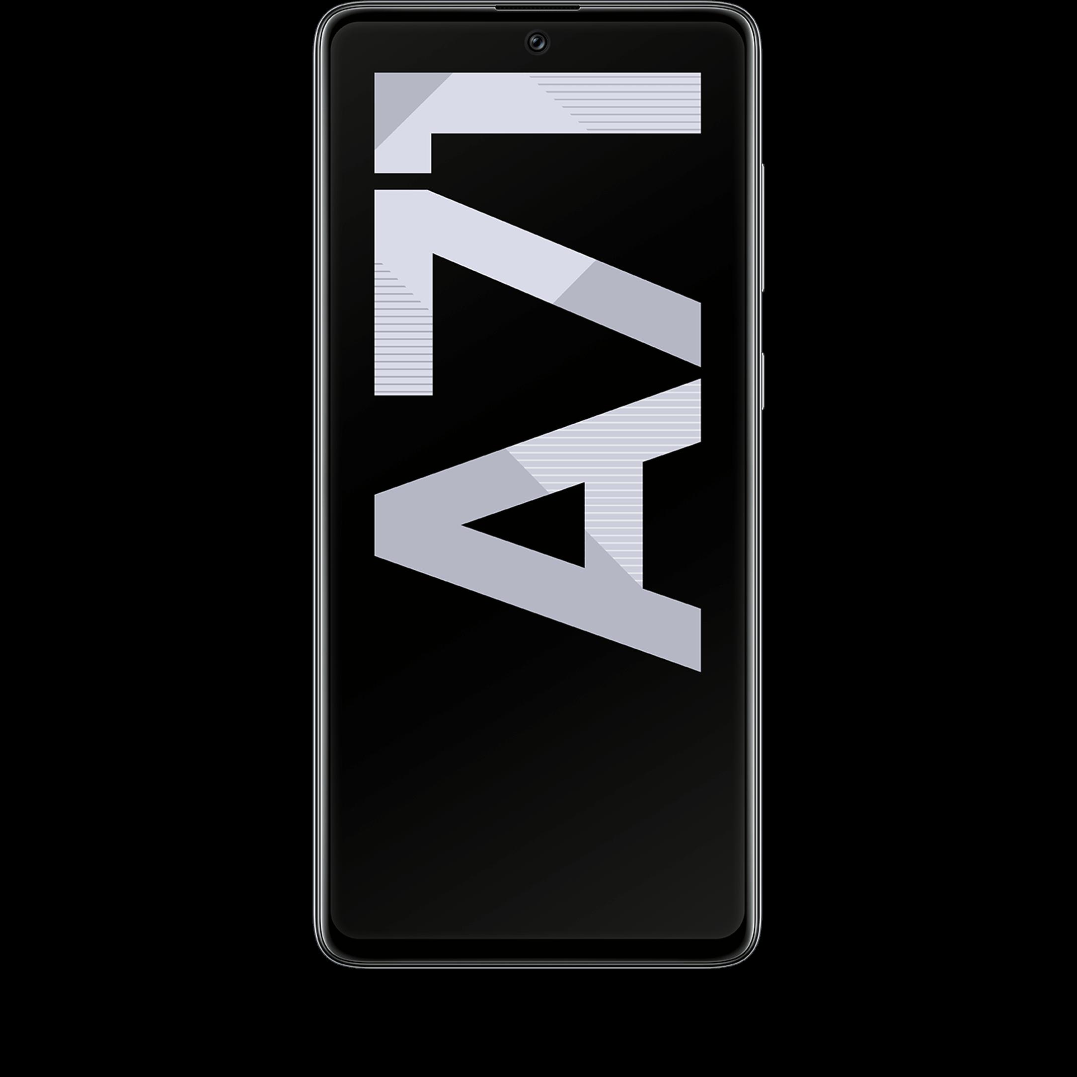 Günstig Kaufen beim Preisvergleich-Samsung Galaxy A71 128 GB prism crush white mit Allnet Flat L