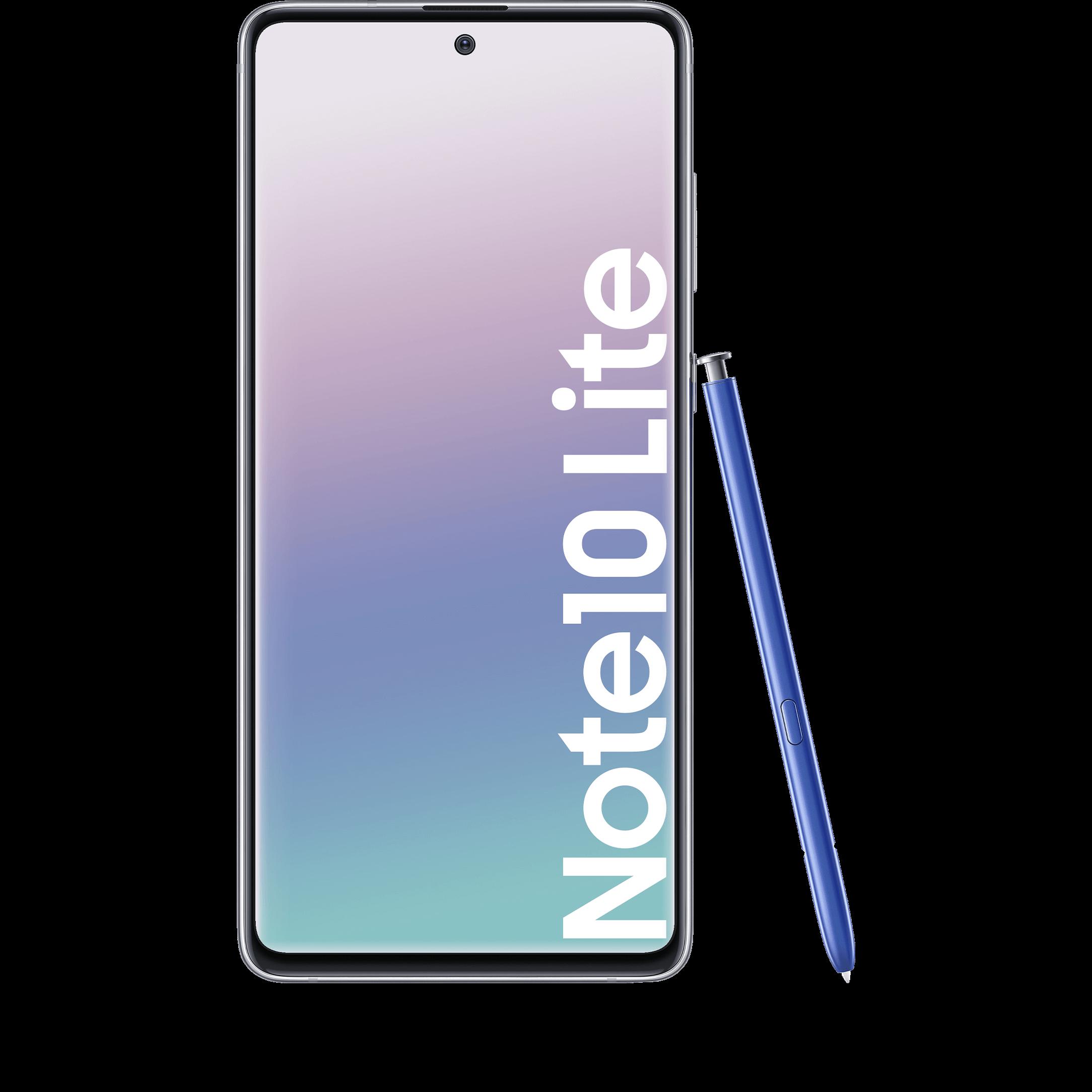 Günstig Kaufen beim Preisvergleich-Samsung Galaxy Note10 Lite 128 GB aura glow mit Allnet Flat L