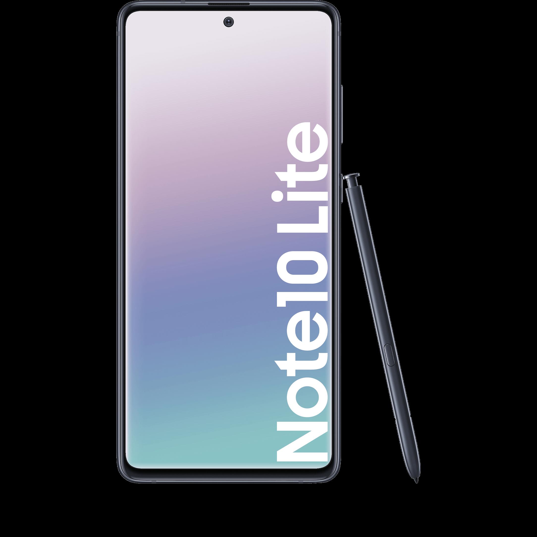 Günstig Kaufen beim Preisvergleich-Samsung Galaxy Note10 Lite 128 GB aura black mit Allnet Flat L