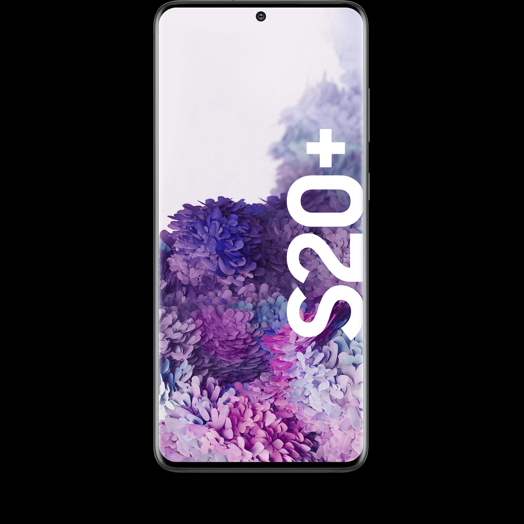 Günstig Kaufen beim Preisvergleich-Samsung Galaxy S20+ 128 GB black mit Allnet Flat L