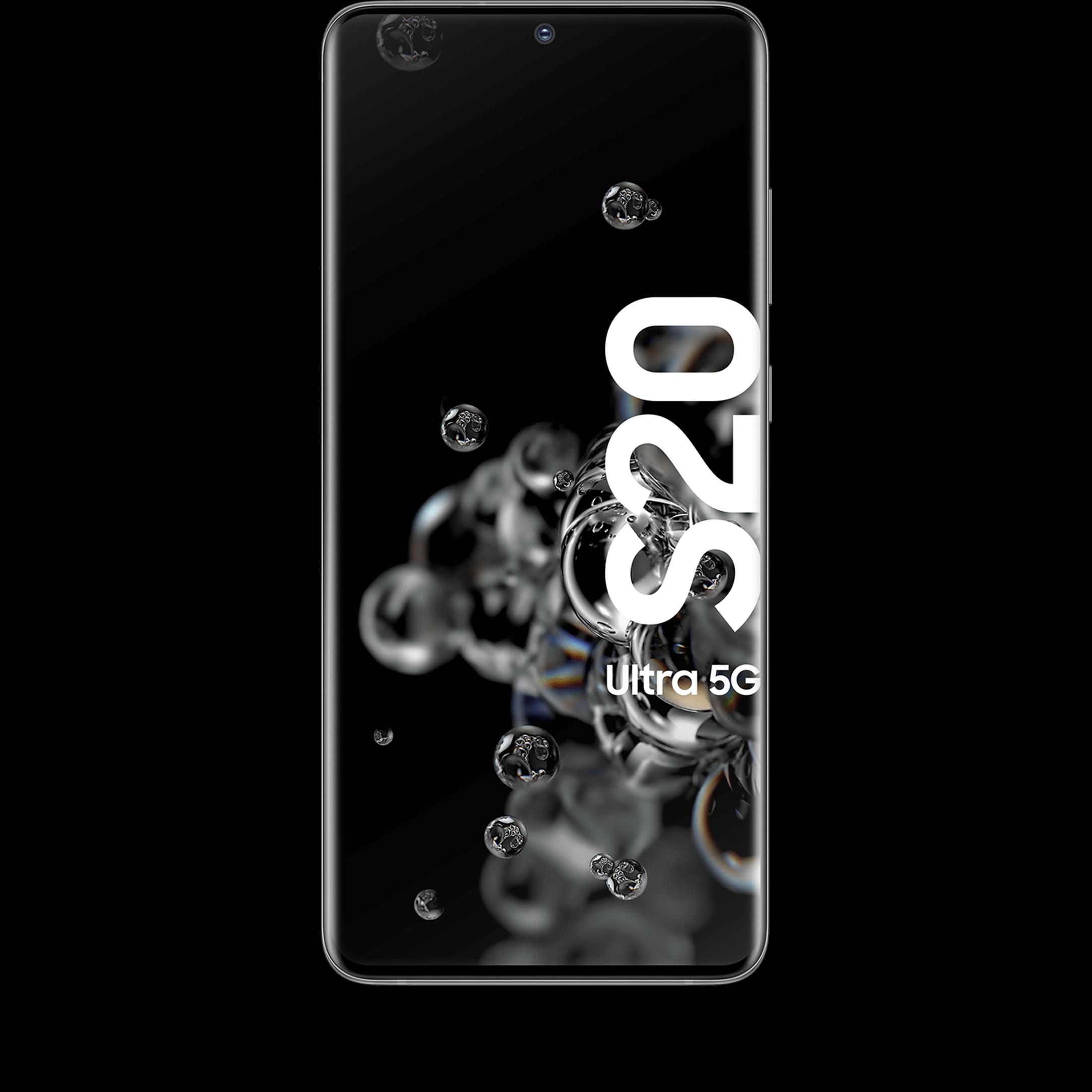 Günstig Kaufen beim Preisvergleich-Samsung Galaxy S20 Ultra 5G 128 GB gray mit Allnet Flat L