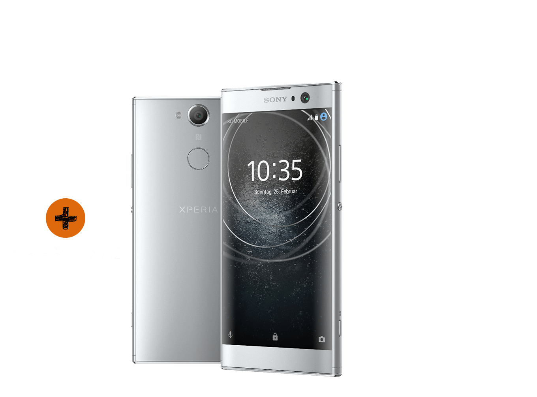 Allnet Flat mit Sony Xperia XA2 bestellen und Ersparnis sichern!